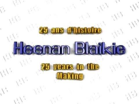 Heenan Blaikie Law Firm Logo