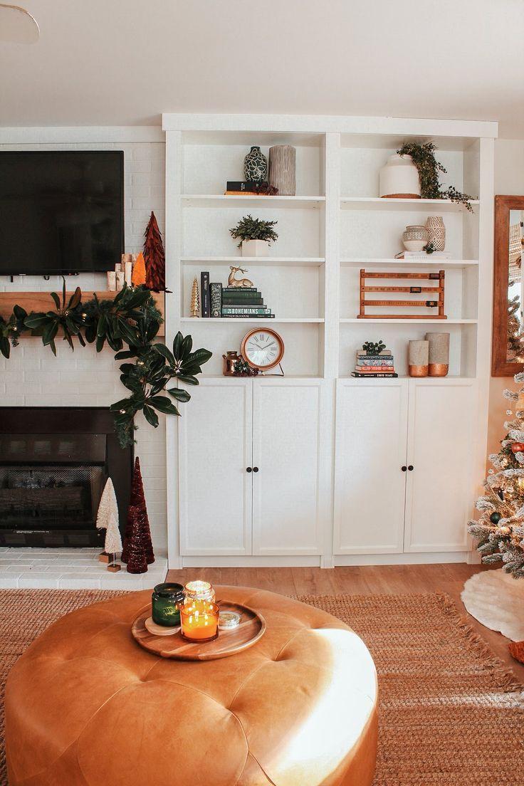 Bohemian Farmhouse Christmas Home Decor
