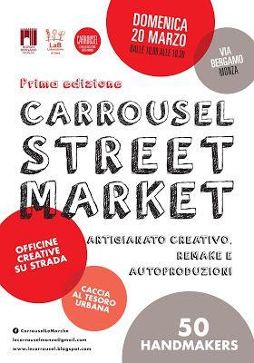 CARROUSEL Il Bello delle Cose Fatte a Mano: Carrousel sbarca a Monza