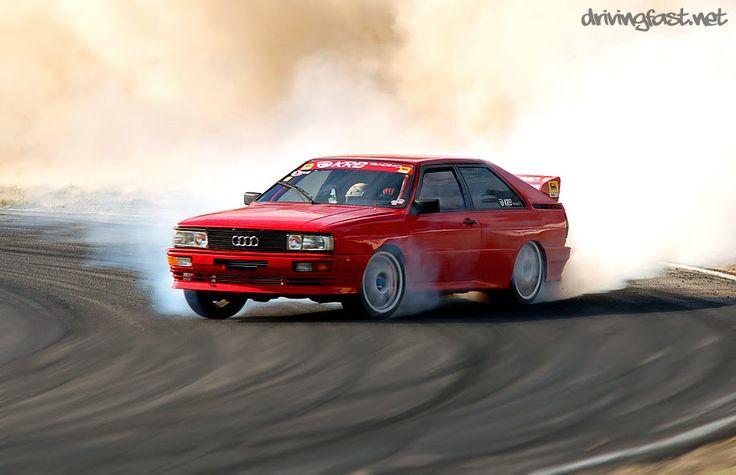 Audi quattro, repinned by www.BlickeDeeler.de
