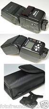 For Ken. $125-$175.  Nikon SB-600 Blitzgerät mit AS-19 Standfuß und Tasche