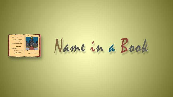 www.NameInABook.com Children's books listed by the characters' names, so you can easily find a book with your child's name in it. Great Christmas gift idea!