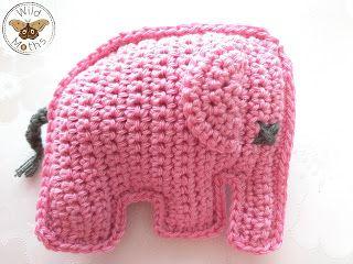 Wildmoths Handcrafted Creations: More Elephants
