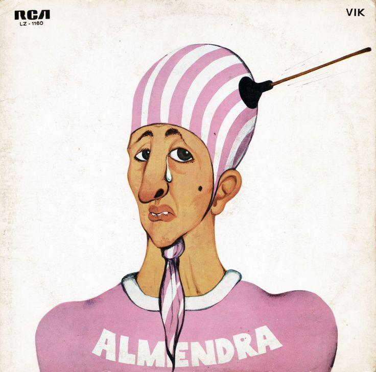 Almendra / Muchacha (Ojos de papel) Intérprete: Almendra Autor: Luis Alberto Spinetta