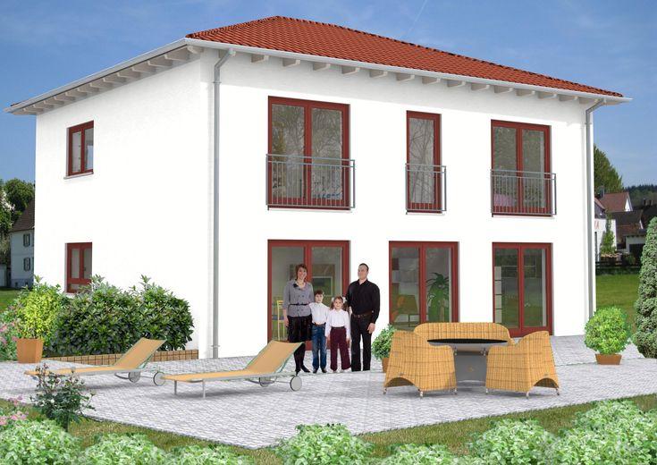 Nachhaltig und ökologisch bauen in Neuffen im Landkreis Esslingen – SI-Massivhaus