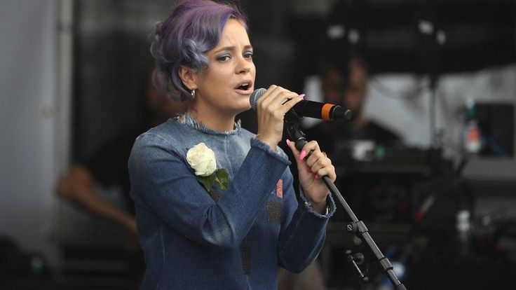 Lily Allen was attacked online after revealing she suffered from PTSD after stillbirth