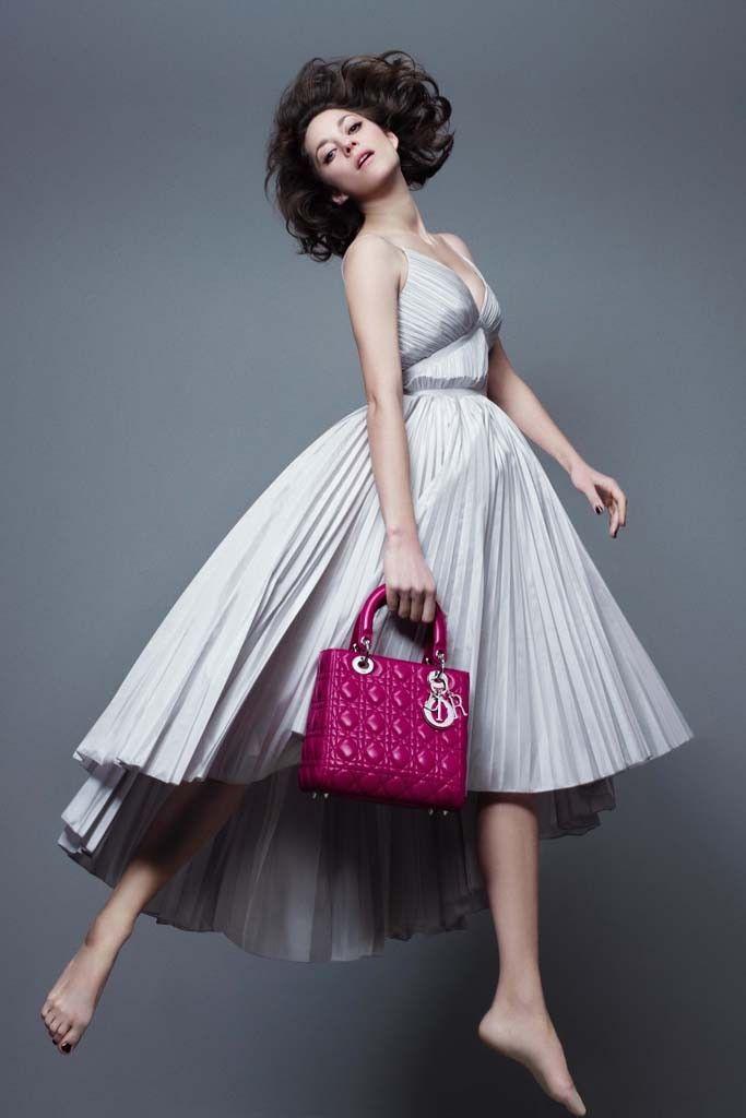 Marion Cotillard pour Lady Dior 2014