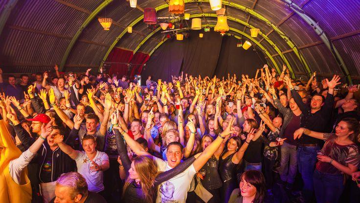 Weekend Magnifiek 2014 - Tents & Structures / Romneyloods
