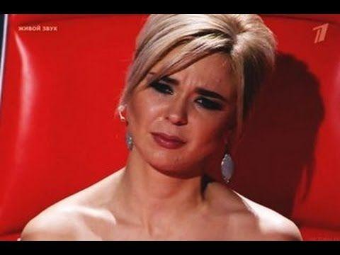 Голос - жюри в слезах! 10 невероятных выступлений   The Voice of Russia ...