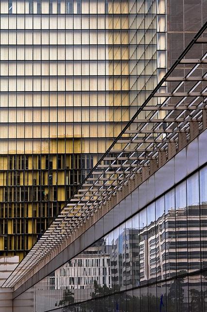 Bibliothèque François Mitterrand ~ Paris (France)