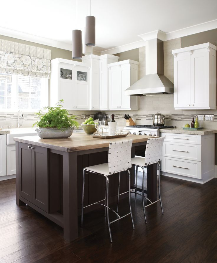 Traditional Style Kitchen Design With A Modern Twist: Photo 5 Of 8 In How To Add A Modern Twist To Any Kitchen