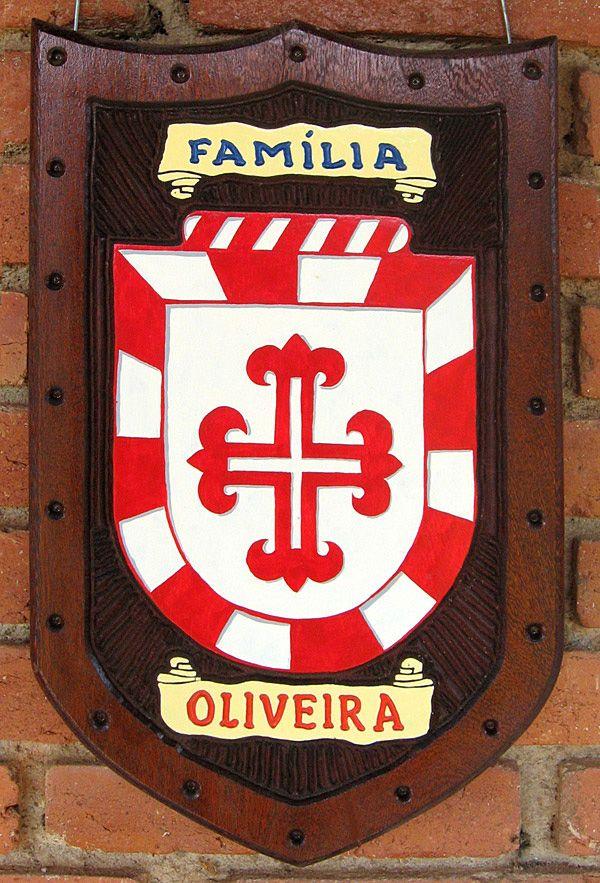 brasão da familia oliveira - Pesquisa Google