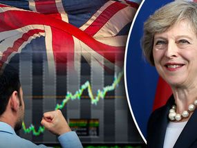 BRITAIN was boosted by a host of positive economic reports yesterday putting paid to scaremongers who promised a financial crisis if we left the EU.
