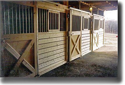thanks stables barns horse ranch diy horse barn stalls horse stalls