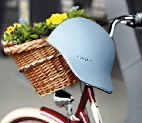 a ponytail hole in my bike helmet, now thats what I need.  Hair-friendly Bicycle Helmet – Allthatiwant