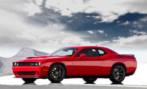 2015 Dodge Challenger SRT Reds