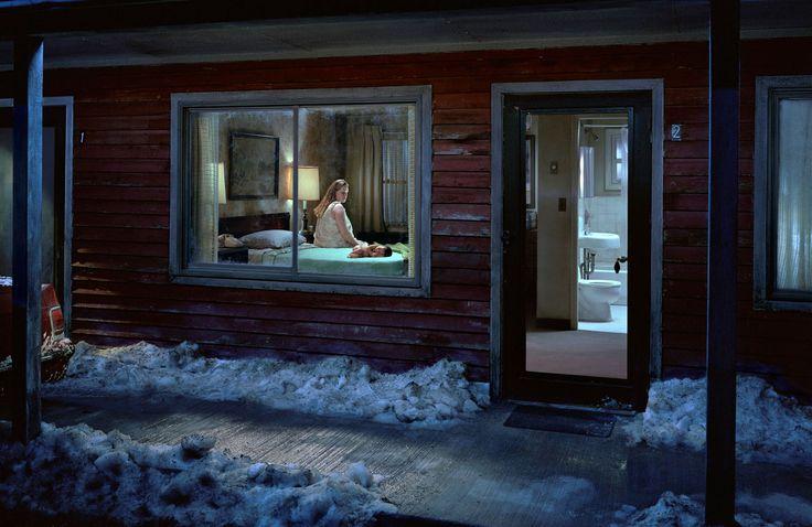 gregory crewdson 06 Les scènes de vie de Gregory Crewdson  photo photographie art