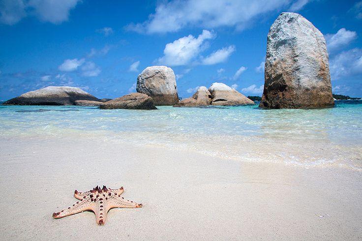 Batu Berlayar, Belitung, Indonesia