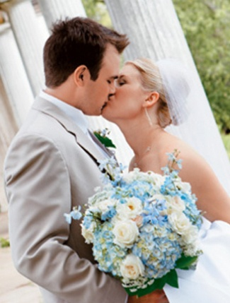 Do You Have Your Something Blue?   The Knot Blog – Wedding Dresses, Shoes, & Hairstyle News & Ideas