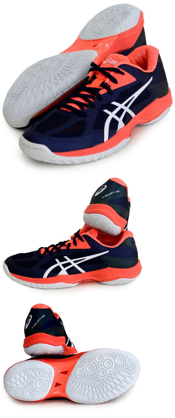 in stock fe822 9c5da Clothing 159130 Asics Japan Men S V-Swift Ff Cluster Low Volleyball Shoes  Tvr494 Navy 2018 - BUY IT NOW ONLY 189 on eBay clothing asics japan  ...