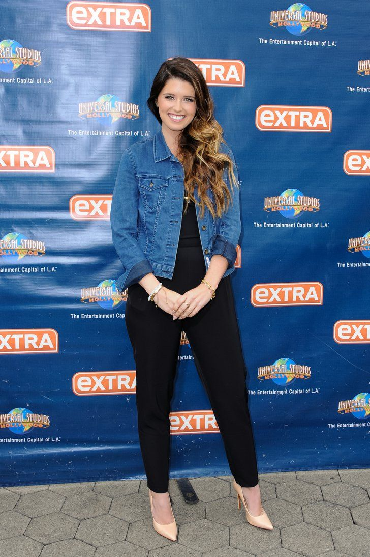 Pin for Later: 50 Denim Looks From 2015 That We'll Never Forget  Katherine Schwarzenegger