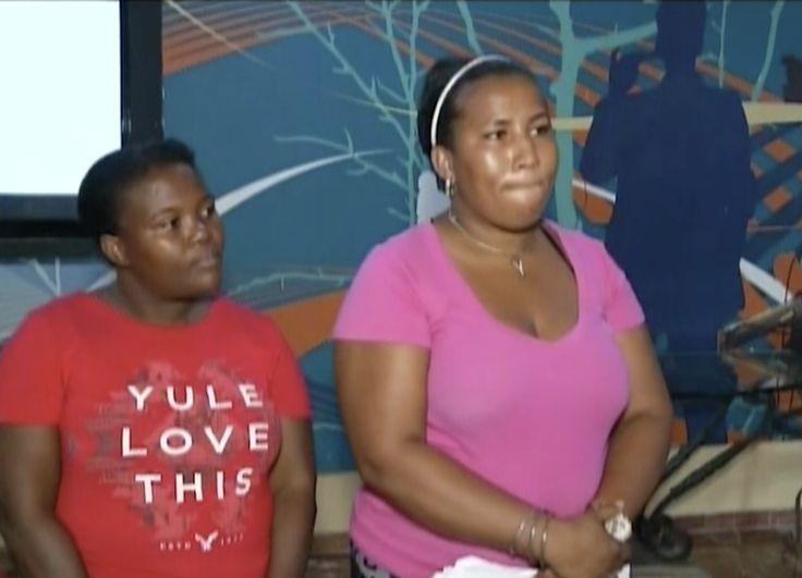 Mujer denuncia que su esposo es inocente de estafa de 13 millones de pesos