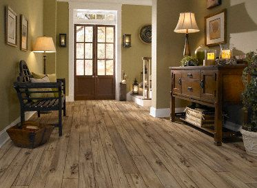 "Dream Home - St. James 12 mmx5"" HDF/Laminate For Family Room"