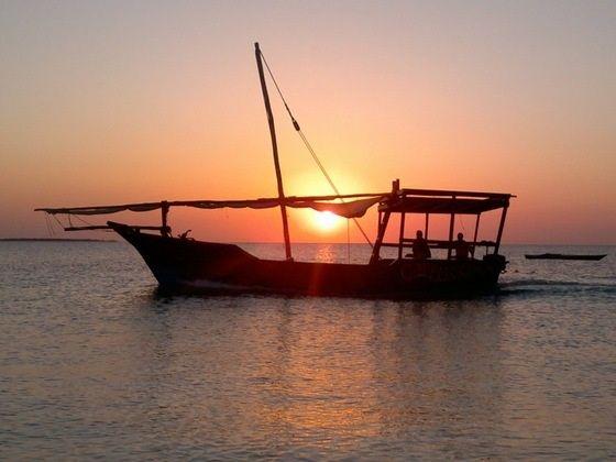 ❤️ Il Tramonto su Nungwi ❤️ - Africa - Tanzania - Zanzibar -