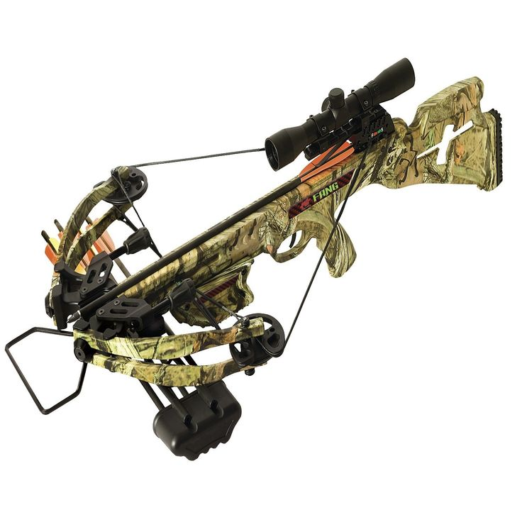Produk Crossbow - PSE Fang Crossbow Break Up Infinity | Pusat Komando