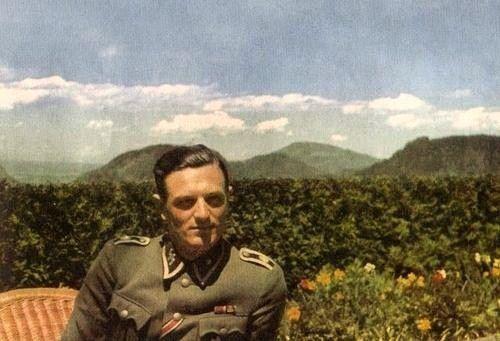Rochus Misch-Hitlers Telefonist und Leibwächter