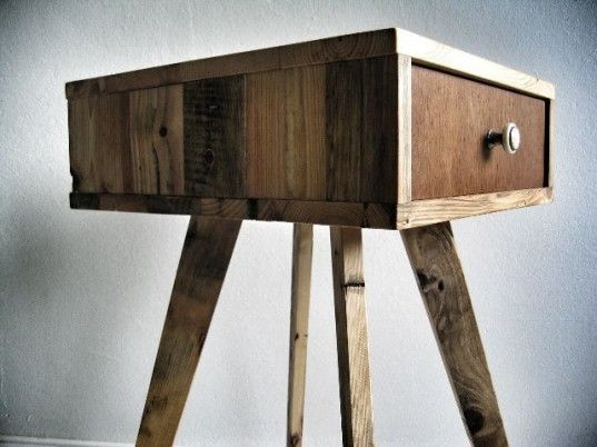 ProduktWerft recycled wooden pallet furniture
