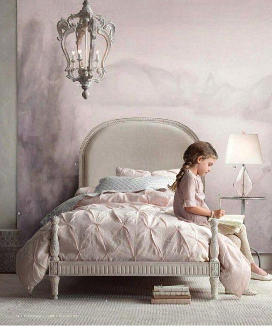 Restoration Hardware: quartos para verdadeiras princesas! - Just Real Moms - Blog para Mães