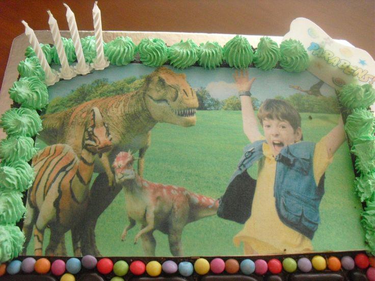 Dino Dan Birthday Cake 1600px Birthday Ideas In 2019