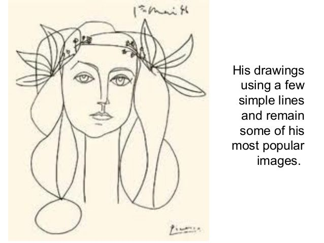 Line Drawing By Pablo Picasso : Ideas about flower line drawings on pinterest draw