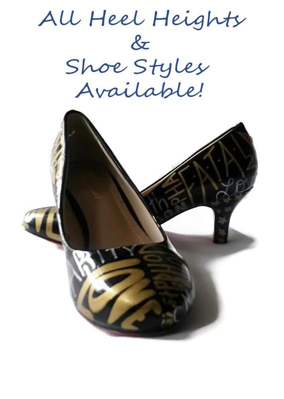 b039d3bb2107 Order Of The Eastern Star Shoes   O.E.S. Heels   Hand Painted