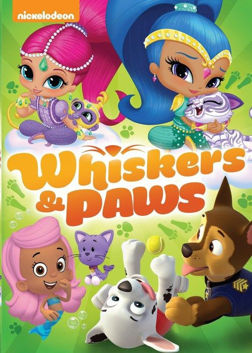 Nickelodeon Favorites: Whiskers and Paws DVD Giveaway - Gator Mommy Reviews