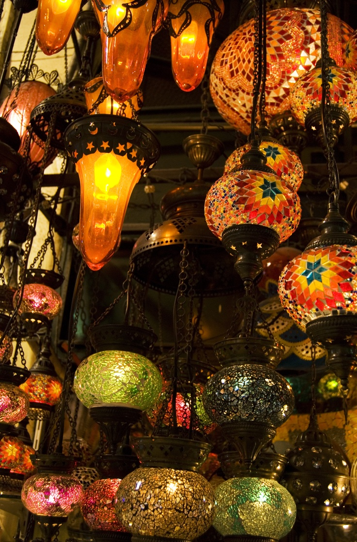 Check out the Grand Bazaar in Istanbul! #travel