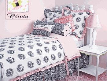 Black And Pink Bedding Uk
