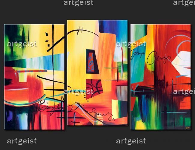 Najciekawsze obrazy abstrakcyjne z innowacyjnymi wzorami i kolorami. #obrazy #recznie #malowane #tryptyki #dekoracje #ścienne #sztuka #malarstwo #wnętrza #abstrakcje