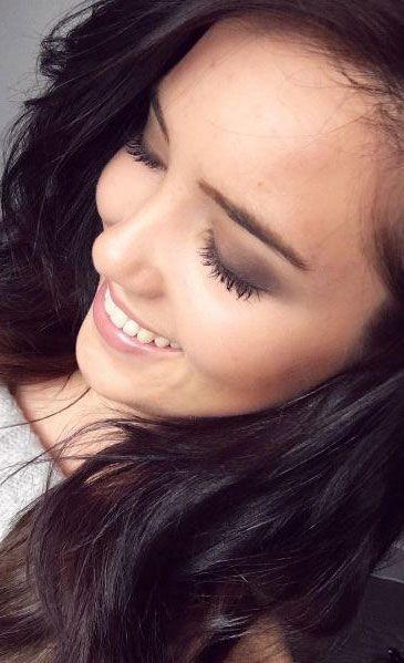 Grey smoky eye using Smashbox CoverShot palette - details by blogger: Marie's Bazaar