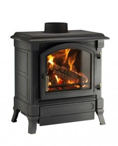 Nestor Martin H Series Harmony 23 H23 -- Woodburning Stove - Wood Burning Stove - Freestanding Stove - Multifuel Stove - Cast Iron Stove - Traditional Stove