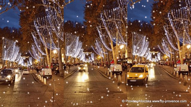 ПровансАллочка: N° 78. Aix en Provence. Рождественская ярмарка 2013.