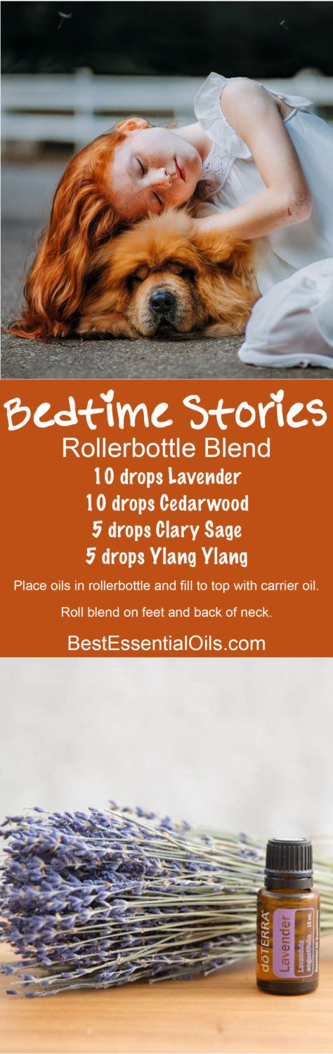 doTERRA Sleep Blend Bedtime Stories