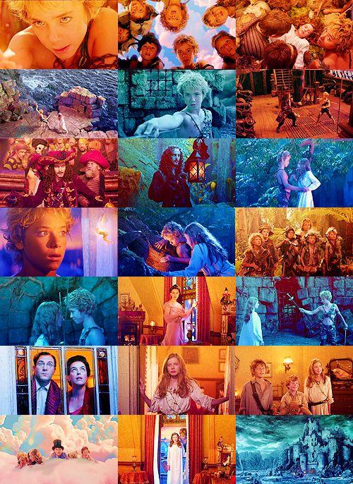 peter pan story My favorite Peter Pan movie, and then watching Hook. LOVE!
