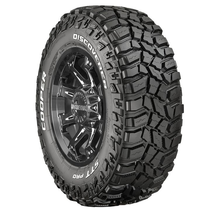Cooper Discoverer STT Pro Off Road Tire - LT305/70R16 LRE/10 ply (Black)