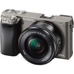 Sony Alpha A6000 Mirrorless Digital Camera Ilce6000l H B H Photo Best Vlogging Camera Vlogging Camera Sony Camera