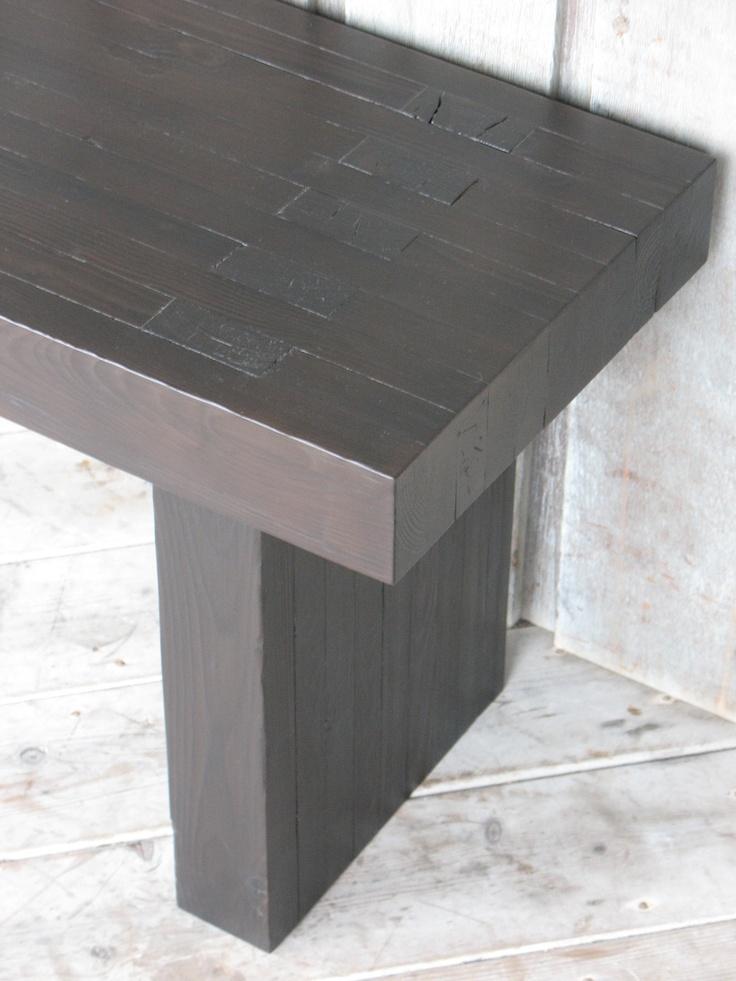 Shou Sugi Ban   Charred Timber