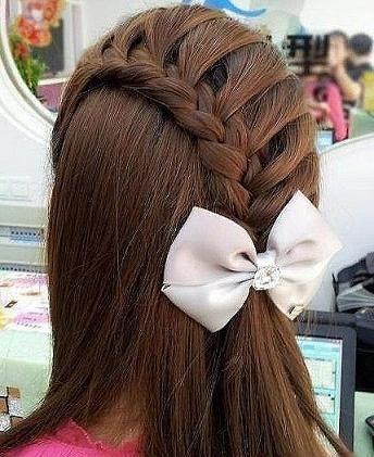 Half lace #braid           #hair #hairstyles