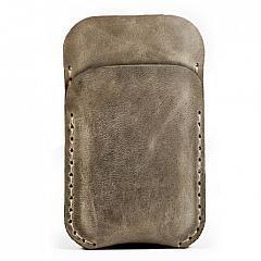 Leather Designer iPhone case.  www.buyphonecases.com $45
