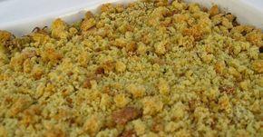 Não Perca!l Receita de Bacalhau com Broa típica do Norte de Portugal - # #bacalhau #bacalhaucombroa #culináriaportuguesa #Portugal #Receitas